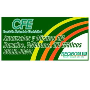 Sucursales-y-Oficinas-CFE-GUANAJUATO